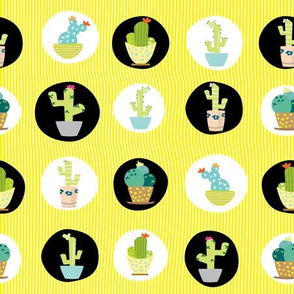 Quirky Little Cacti #19