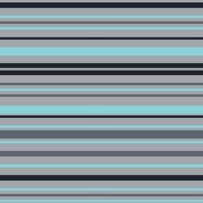 Gym Blue Stripe - Version 1