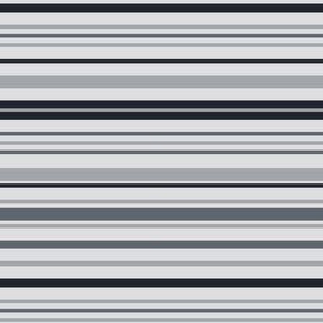 Gym Gray Stripe - Version 2