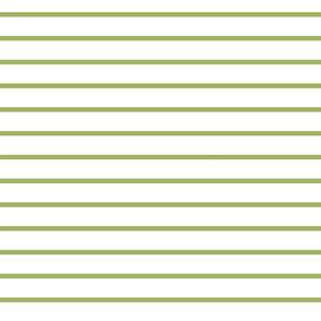Green Stripes // bliss design studio