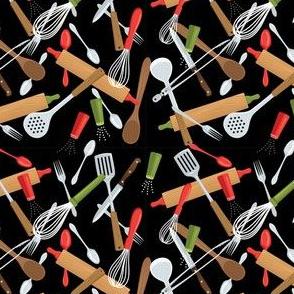 Let's Eat, Black - Utensils & Gadgets