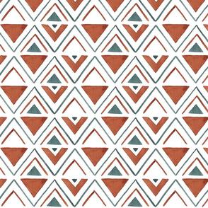 Rusty Triangles