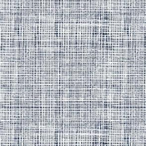 Texture - White on Indigo