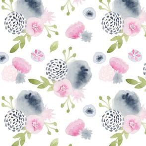 Blossoms of Blue // bliss design studio