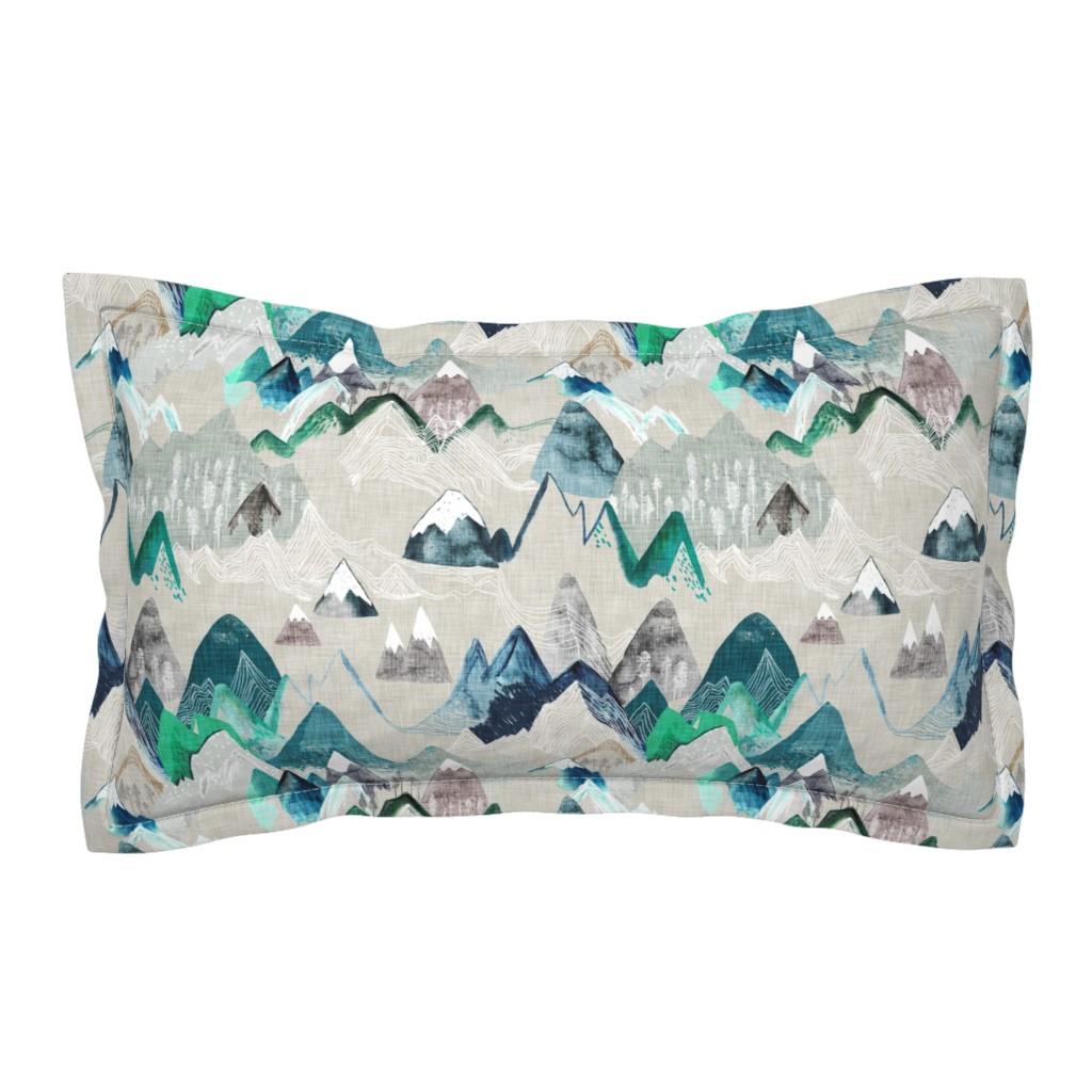 Lumbar Serama Pillow
