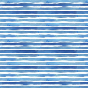 Stripes indigo