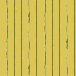 yellow/green stripe - vertical