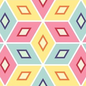06330661 : hex triangle 3m bloom 3