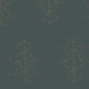 midcentury baroque - steampunk