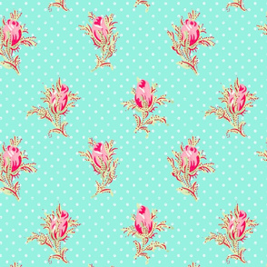 Melbourne Rose ~ Lombard