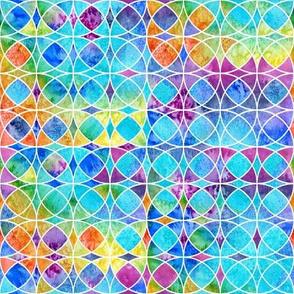 Intersecting Circles