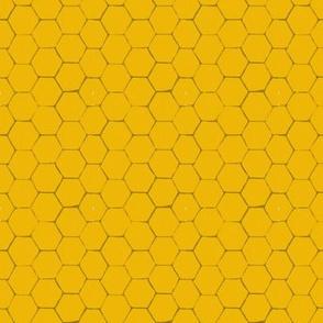 Honeycombs in Honey
