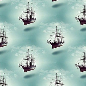 sailing to neverland with peter