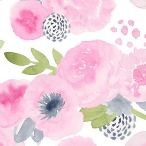 Blossoming Love // bliss design studio