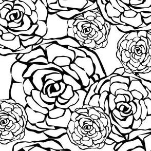 Floral Fantasy // bliss design studio