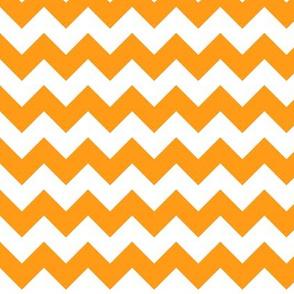 Orange Chevron