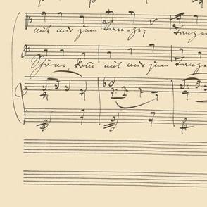 Johannes Brahms: Wechsellied zum Tanze (op. 31, 1)