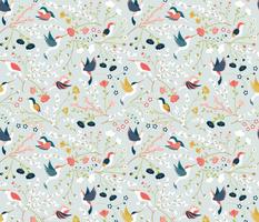 Springtime Birds