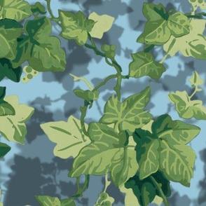 English Ivy ~ Shadows on Dorothea