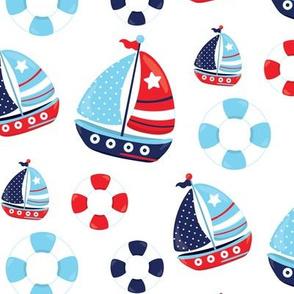 Juvenile Nautical 06
