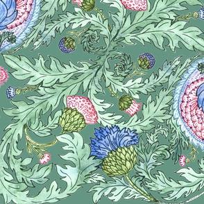 SF_WM_flowers_pattern_on_green