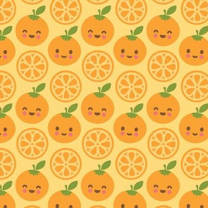 Happy Oranges