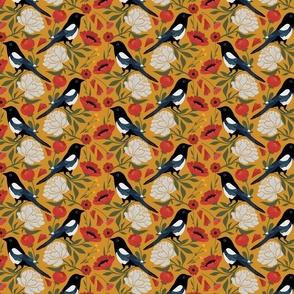 Spring Magpie