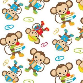 Monkeys and Books 11