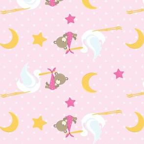 Pink Baby Bears 01