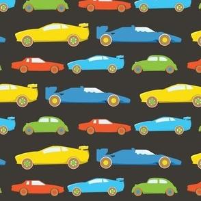 Race Cars Boys 08