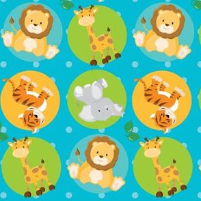Safari Animals 04