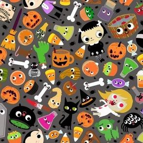 Halloween Mash-up