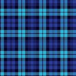 "Royal Regiment of Scotland / Black Watch teal, 10"""