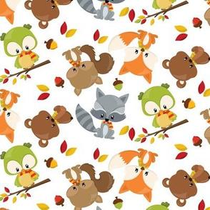 Woodland Animals 03