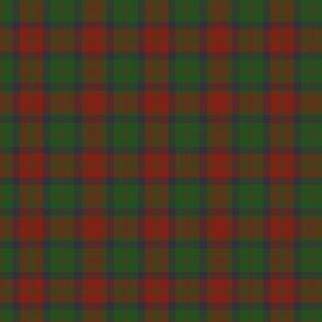 """78th Fraser Highlanders tartan, 7"""""""