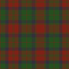 """78th Fraser Highlanders tartan, 14"""""""