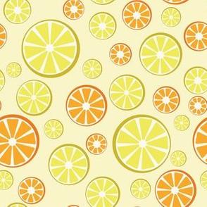 Juicy Lemons and Oranges