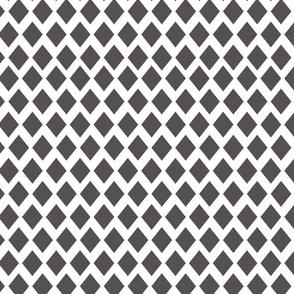 card diamonds- gray