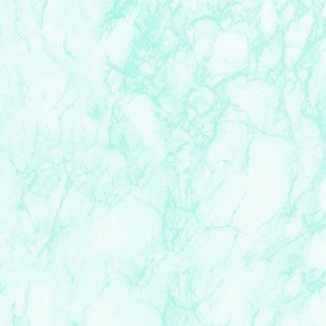 Marble - Mint White