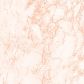 Marble - Coral White