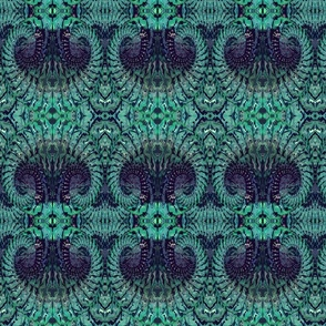 Native Pattern 3 Soft Green