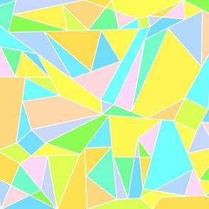 Retro Pop Geometric