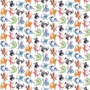 Among Dragons