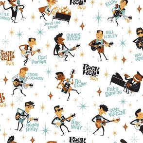 Rock & Roll 50's