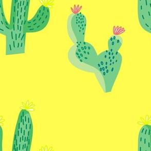 """7"""" Arizona Fun / Bright Yellow"""