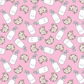 Milk & Cookies  Pink (Small)