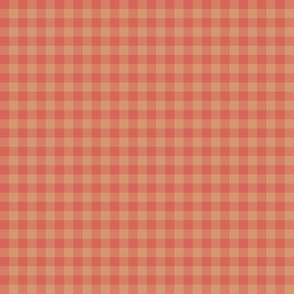 Rhubarb Pie gingham
