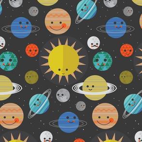 Solar System Buddies