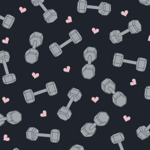 I ♥ STRENGTH (Pink Hearts opt2)