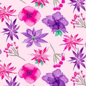 flowersberriespink
